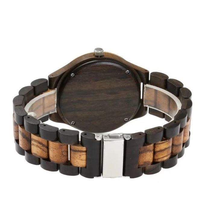Wood Bamboo Unisex Watch 2018