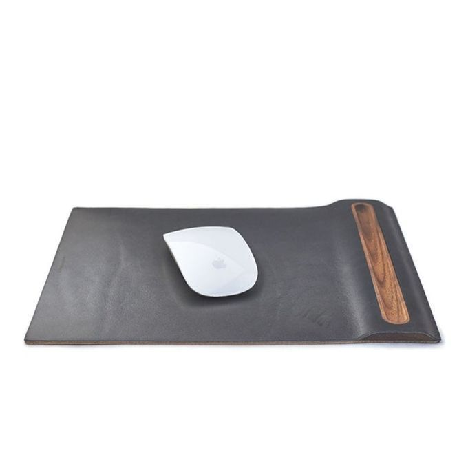 Touch Pad Wooden and Mouse Pad