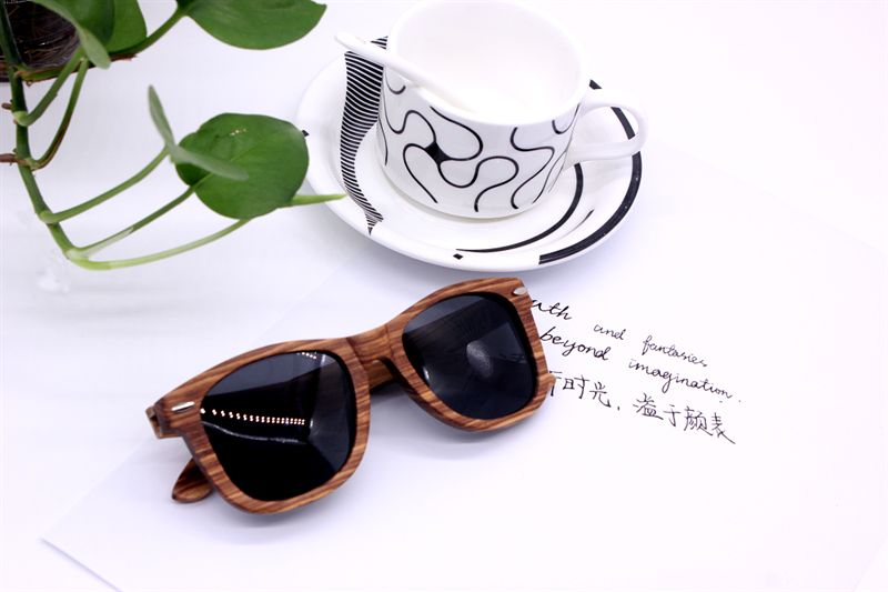 WOOD sunglasses fashionable polarized- G04